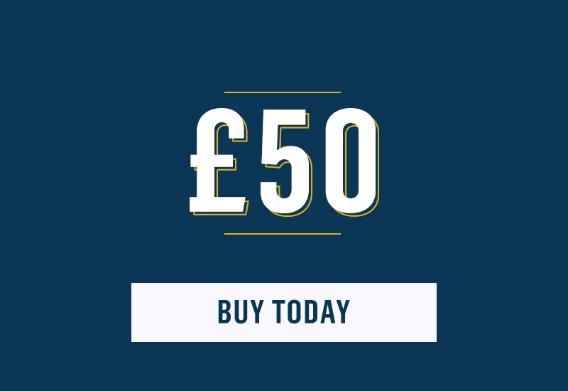 £50 gift card