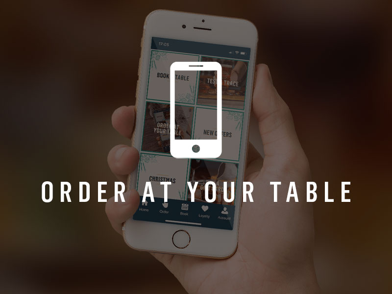 Order at Your Table