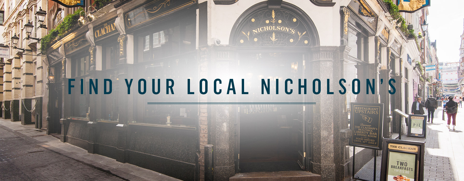 Find your local Nicholson's