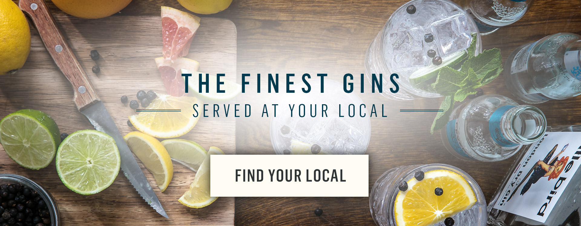 Purveyors of Gin