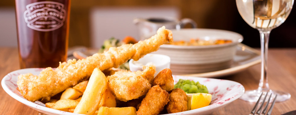 Ocean Fish and Chips