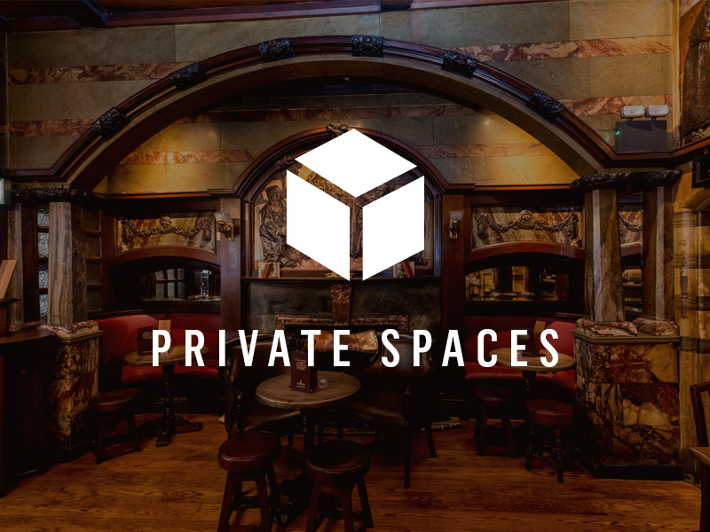 Private Bookable Spaces at Nicholson's