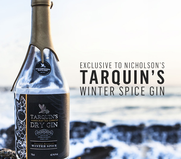 Tarquin's Winter Spiced Gin
