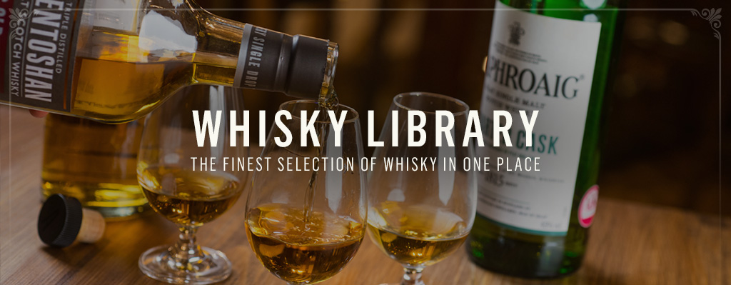 Nicholson's Whisky Library