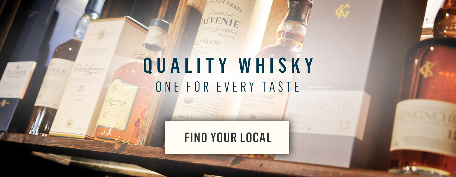 Quality Whisky