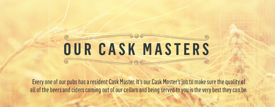 cask masters