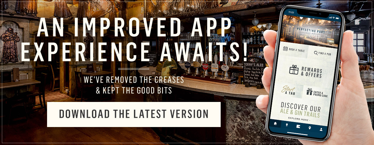 Download the revamped Nicholson's App