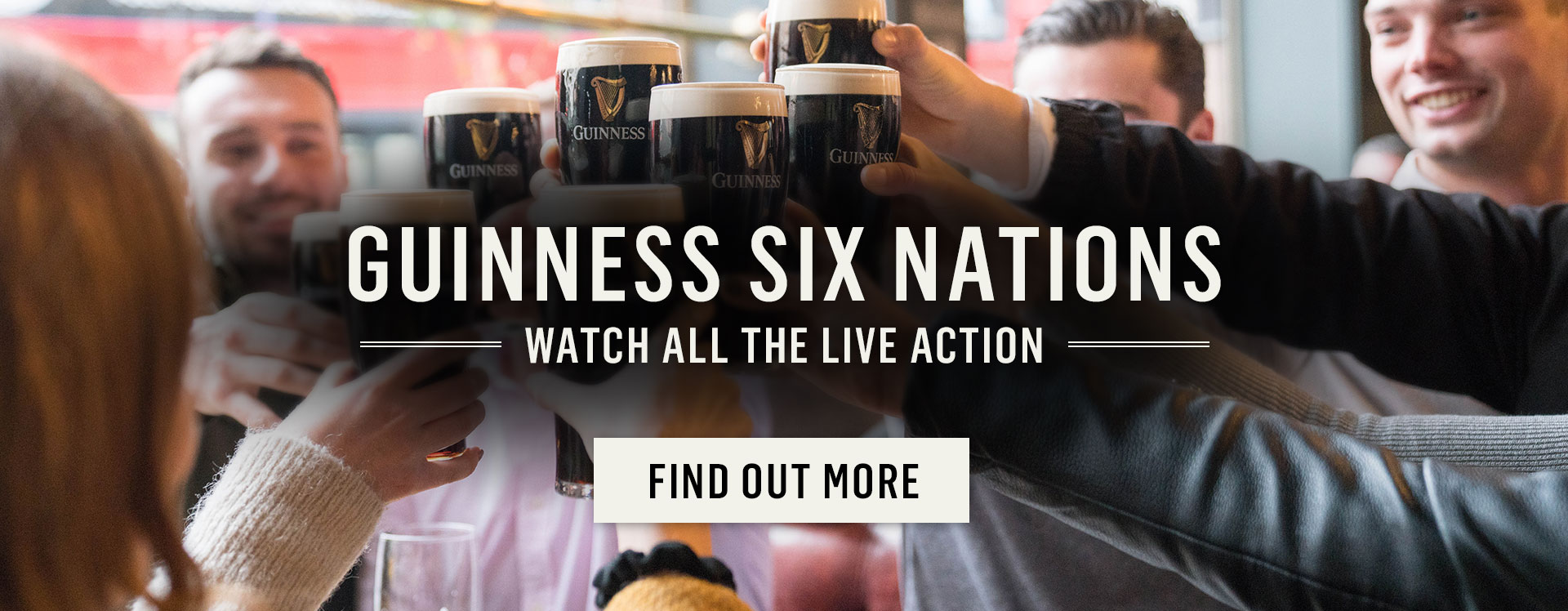 Six Nations at Nicholson's