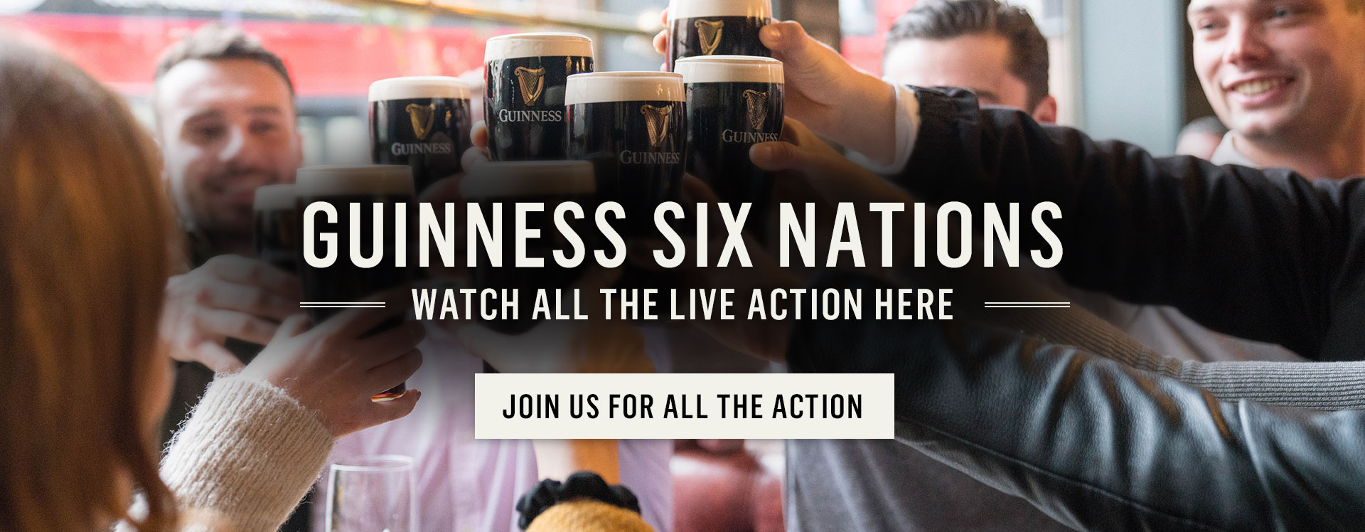 Six Nations at The Pump House