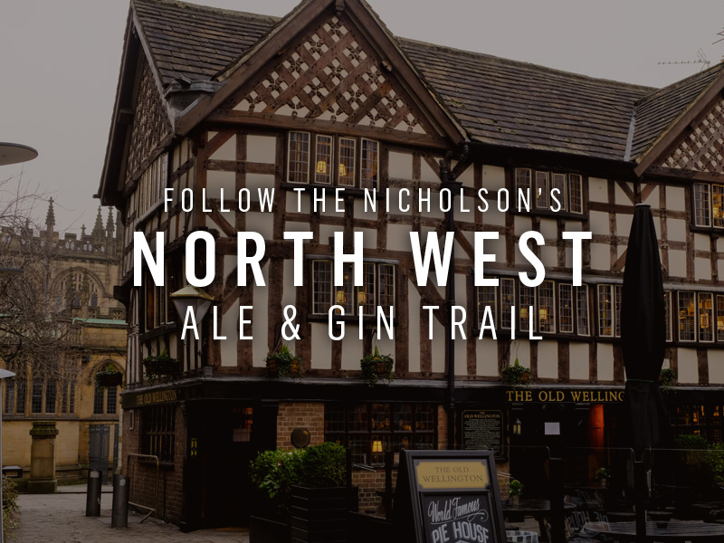 Follow the Nicholson's North West Ale trail