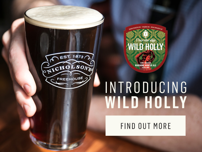 Wild Holly Winter Ale