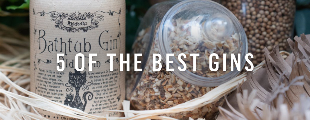 5 of the best gins