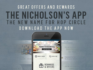 Download the Nicholson's App