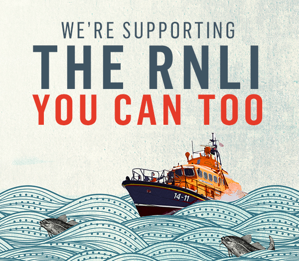 supporting the RNLI