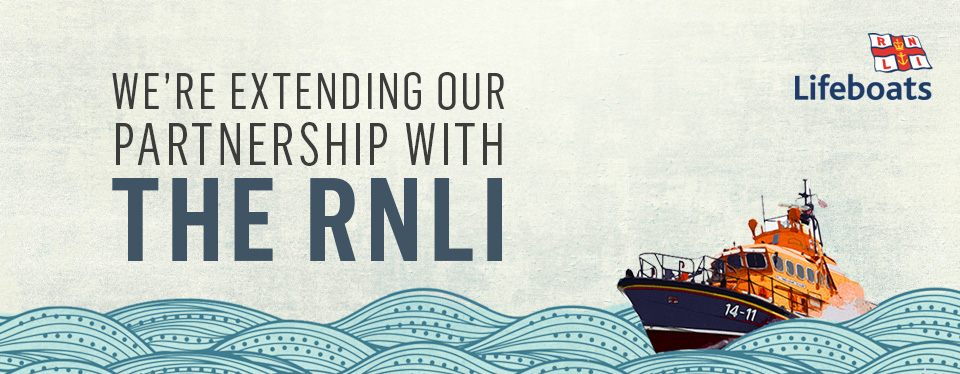nicholsons supporting the rnli