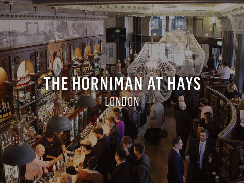 The Horniman at Hays, London