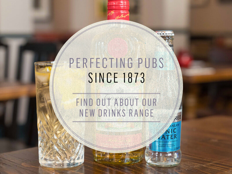 New Drinks Menu at The St George's Tavern