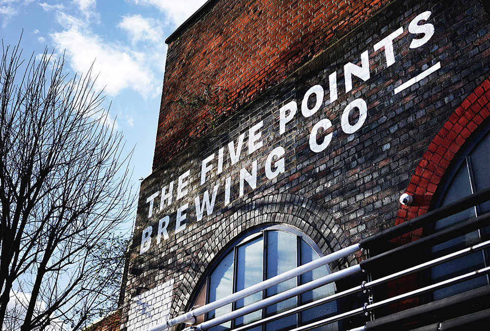 The Five Points Brewing Co