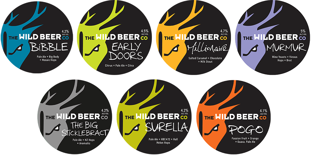 Wild Beer Co Ales