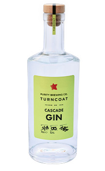 Purity Brewery X Turncoat Cascade Gin