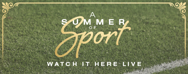 A Summer of Sport at The Hoop and Grapes