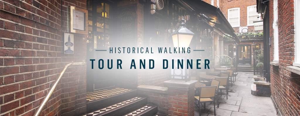 Historical Walking Tour at The Blackfriar