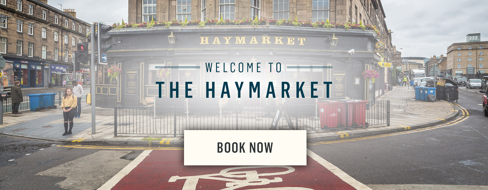 Welcome to Haymarket - Book Now