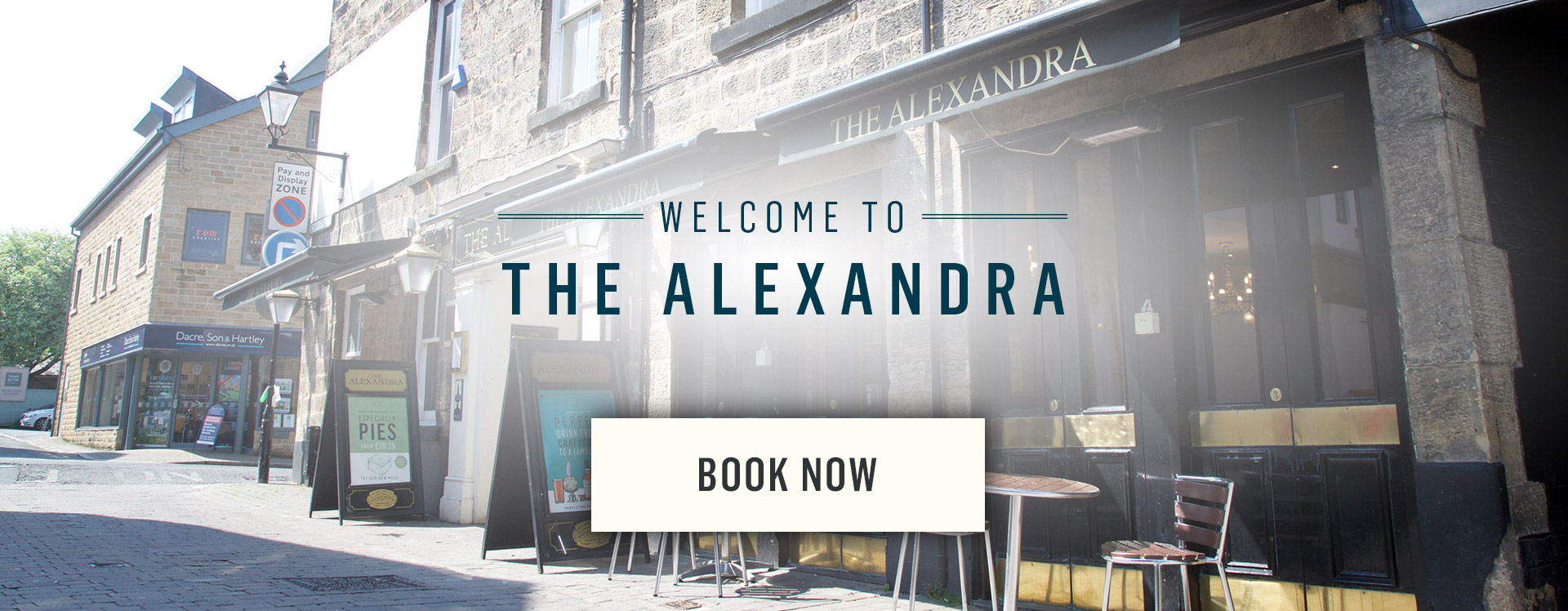 Welcome to Alexandra - Book Now
