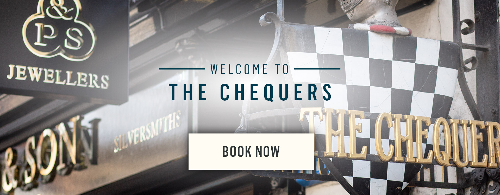 Welcome to The Chequers - Book Now