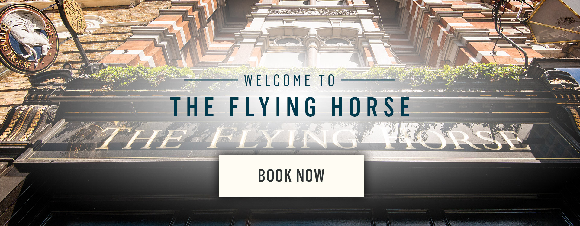 Welcome to Flying Horse - Book Now