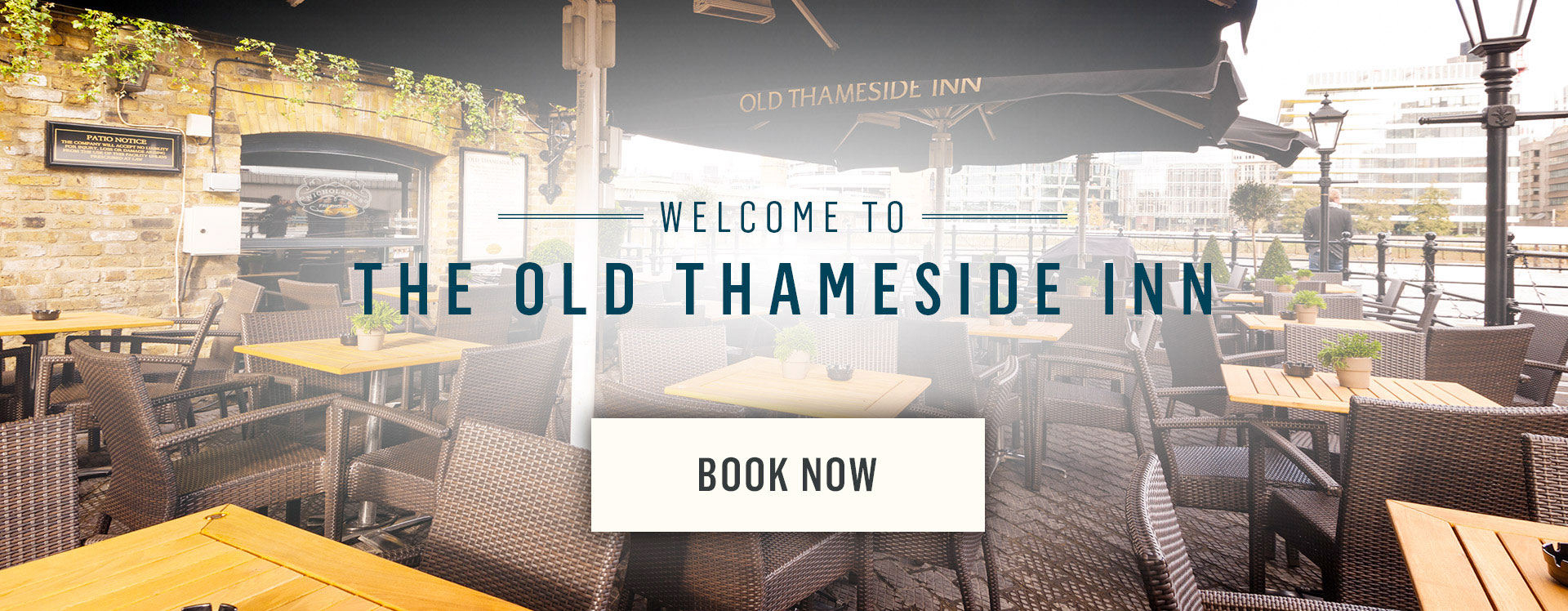Welcome to The Old Thameside Inn - Book Now