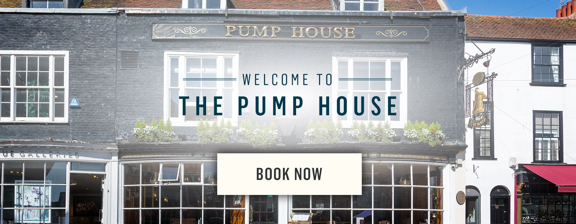 Welcome to The Pump House - Book Now