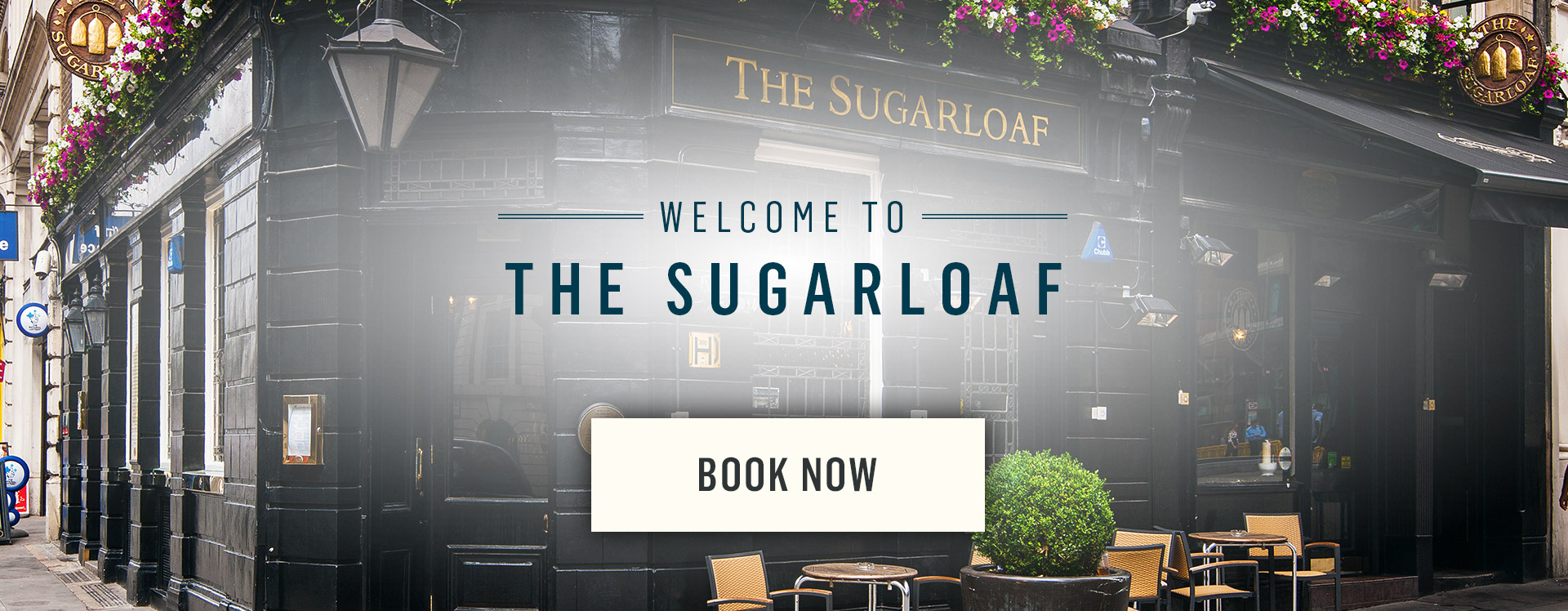 Welcome to The Sugar Loaf - Book Now