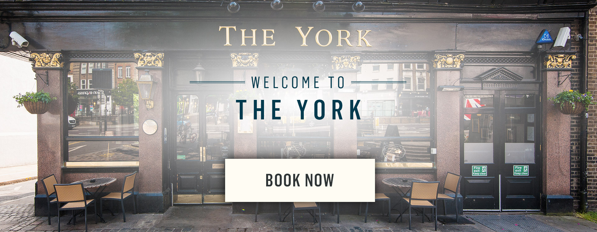 Welcome to The York - Book Now