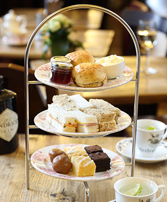 Afternoon Tea at The Henry Addington